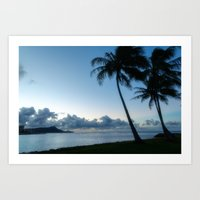 Hawaiian Dream Art Print