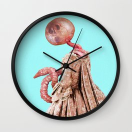 Isn't She Lovely? Wall Clock
