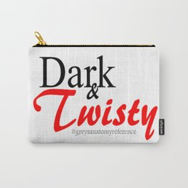 Dark and Twisty  Carry-All Pouch