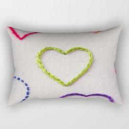 Grá Glas Rectangular Pillow