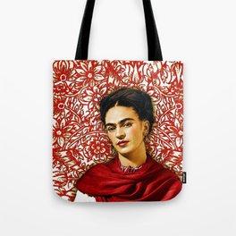 Frida Kahlo 2 Tote Bag