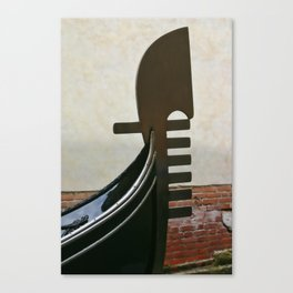 Fero da Prova o Dolfin Canvas Print