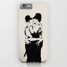 Kissing Coppers Slim Case iPhone 6s