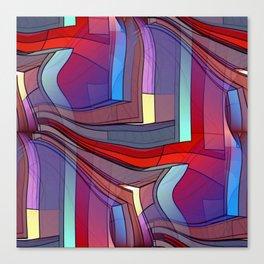 colormix -3- Canvas Print