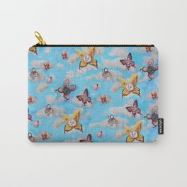 Cat Fairies print Carry-All Pouch