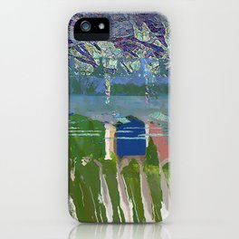 landscape collage #03 iPhone Case