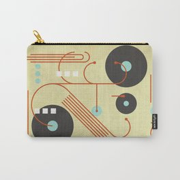 Geometric Music I Carry-All Pouch