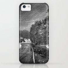 White line.... Slim Case iPhone 5c