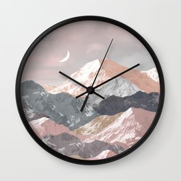 Gentle Tapestry Wall Clock