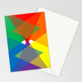 Rainbox Stationery Cards