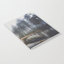 Moody mornings Notebook