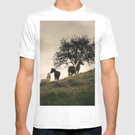 caballos T-shirt