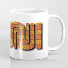 SF Muni selfie Mug