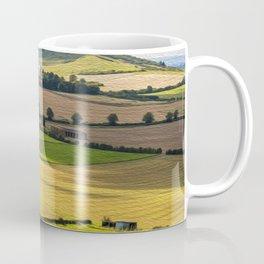 Green and Pleasant Land Coffee Mug