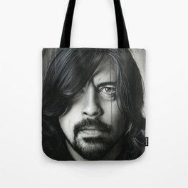 'Grohl In Black II' Tote Bag