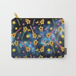 Inner Senshi in SPACE Carry-All Pouch