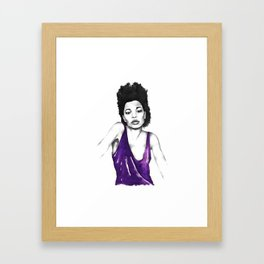Karly Loyce Framed Art Print
