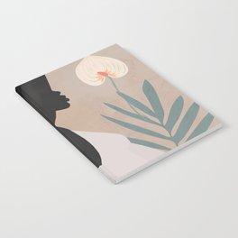 Tropical Girl 4 Notebook