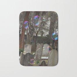 Graveyard Bubbles Bath Mat