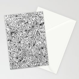 Pure Geometry Stationery Cards