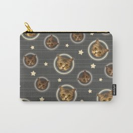 Planets of the Cats Carry-All Pouch