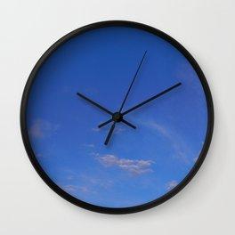 Head Still In The Clouds Wall Clock