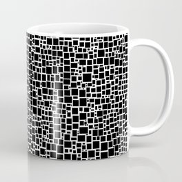 Black & White 6 Coffee Mug