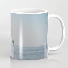 the Étang de Vaccarès ... Coffee Mug