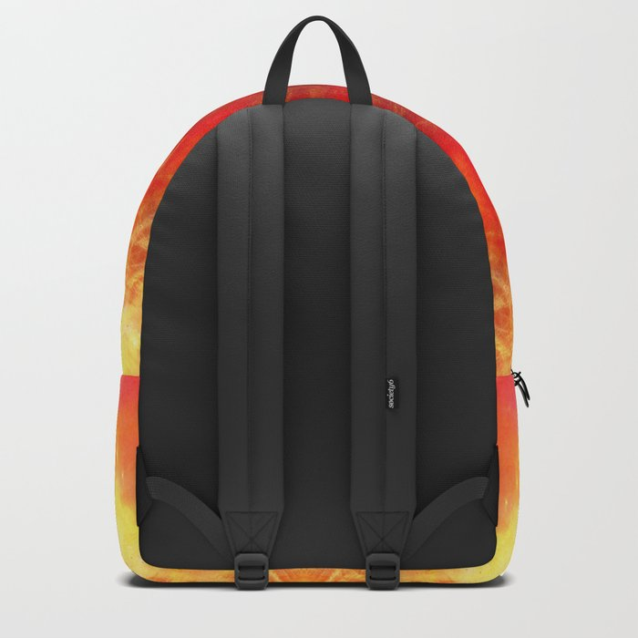 Energy within Backpack