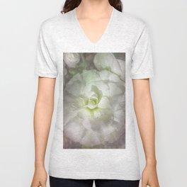 Begonia Pure Unisex V-Neck