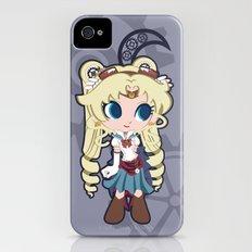 Steampunk Sailor Moon iPhone (4, 4s) Slim Case