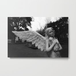 War Babies Angel Metal Print