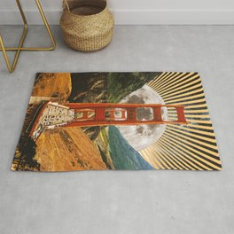 Bridge to Fantasy Land Rug