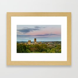 Durham Cathedral Framed Art Print