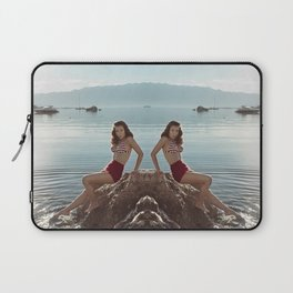 Morning Swim Laptop Sleeve