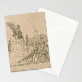 Mathias Rex Cluj Napoca Koloszvar Stationery Cards