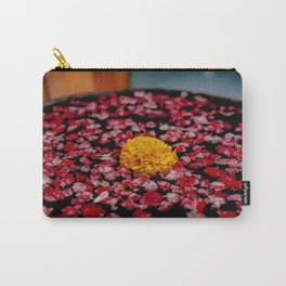 A Marigold In Indonesia Carry-All Pouch