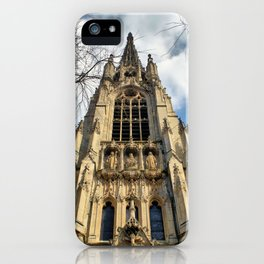 Lille Cathedral iPhone Case