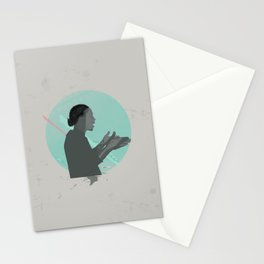 Old School Love Stationery Cards