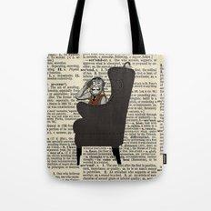 Detective Monkey Tote Bag