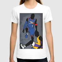 lakers T-shirts featuring The Step Over by nissa