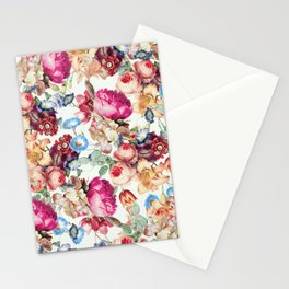 Floral Crush #society6 #decor #buyart Stationery Cards