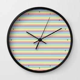 Vintage T-shirt No7 Wall Clock