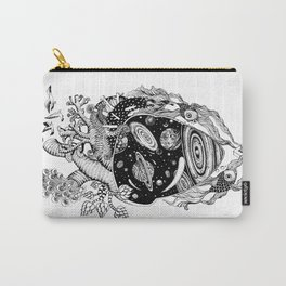Space Heart Carry-All Pouch