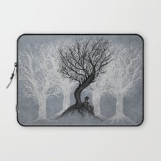 Beneath the Branches Laptop Sleeve