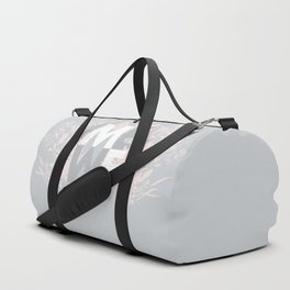When ME became WE #love #Valentines #decor Duffle Bag