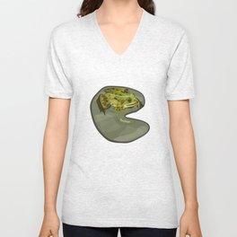 Prince Froggy Unisex V-Neck