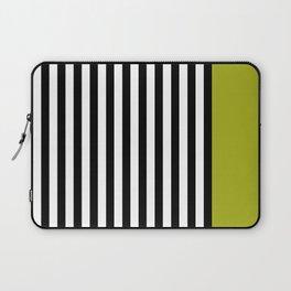 Liquorice allsorts, green Laptop Sleeve