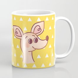 Sniff Coffee Mug