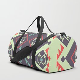 Tribal space Duffle Bag